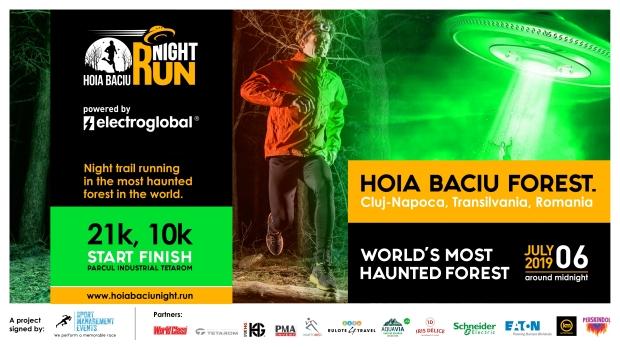 Hoia Baciu Night Run 2019